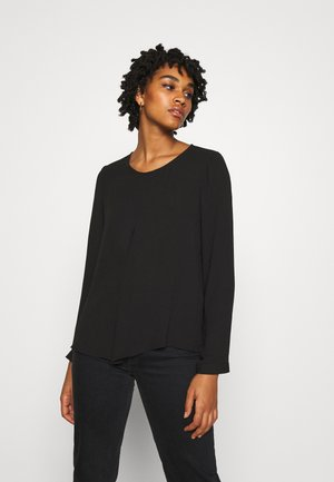 VMZIGGA DETAIL - Blouse - black