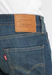 Levi's® - 511™ SLIM FIT - Slim fit jeans - limerick adv - 5