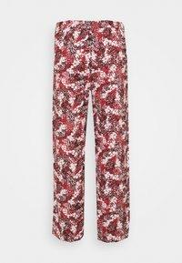 ONLY Carmakoma - CARBANDI LIFE WIDE PANT - Trousers - arabian spice - 1