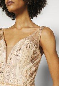 Mascara - Společenské šaty - champagne - 5