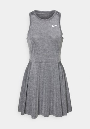 ADVANTAGE DRESS - Sports dress - black/white