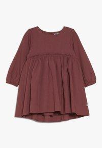 Wheat - DRESS MAGDA BABY - Juhlamekko - dark rouge - 0