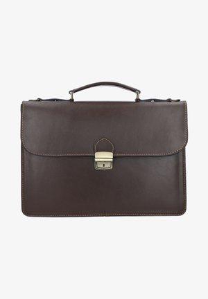 NEIL - Briefcase - brown