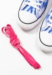 Converse - CHUCK TAYLOR ALL STAR - Sneakers basse - game royal/cerise pink/white - 5
