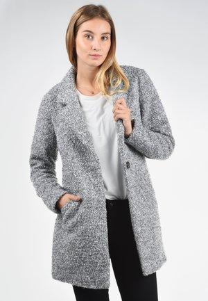 BERTA - Short coat - light grey