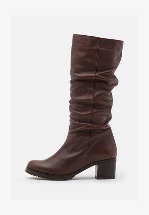MARTA - Boots - atenea capuchino