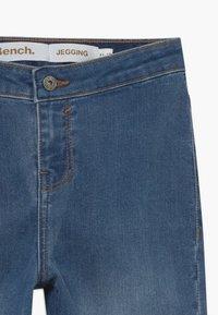Bench - JEGSTER - Jeans Skinny Fit - light-blue denim - 3