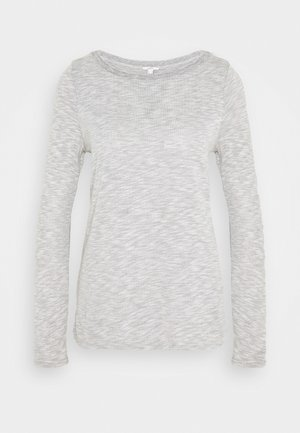 BOAT NECK - Jumper - light grey