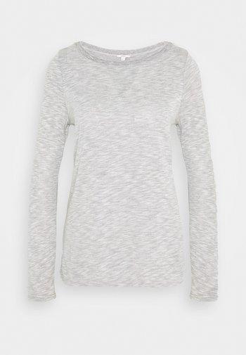 BOAT NECK - Jumper - light grey
