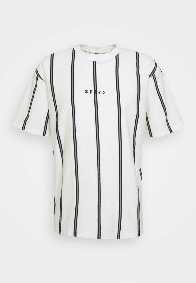 SPORT UNISEX - T-shirt print - off white
