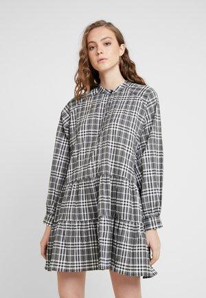 ENCRYSTAL DRESS - Kjole - black/white