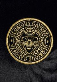 Glorious Gangsta - MATEO ZIP HOODIE - Zip-up hoodie - jet black - 2