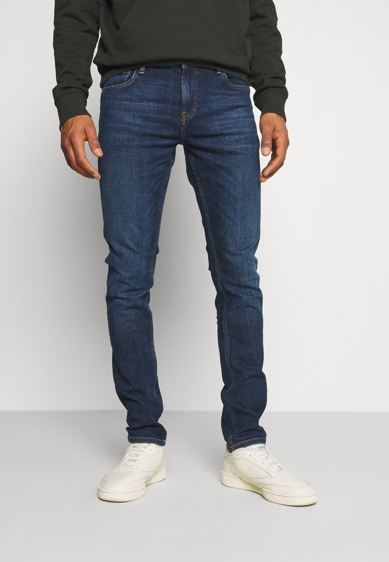Scotch & Soda - SKIM - Jeans slim fit - icon blauw