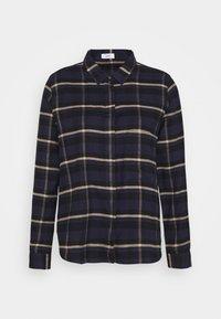 CLOSED - HAILEY - Button-down blouse - dark night - 0