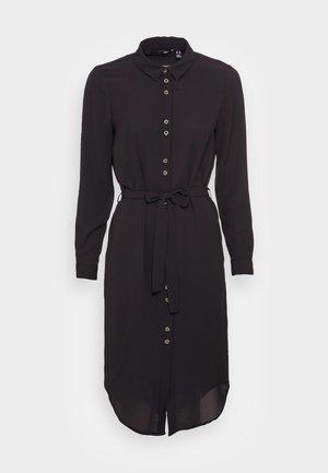 VMSASHA DRESS - Shirt dress - black