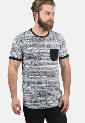 INGO - T-shirt print - black