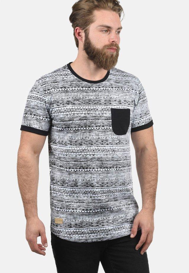 INGO - Print T-shirt - black