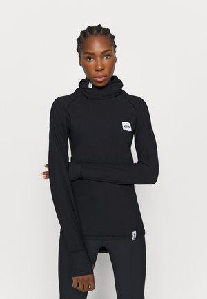 ICECOLD GAITER - Unterhemd/-shirt - black