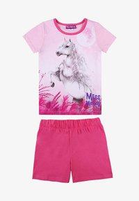 Miss Melody - Pyjama set - pink lady - 0