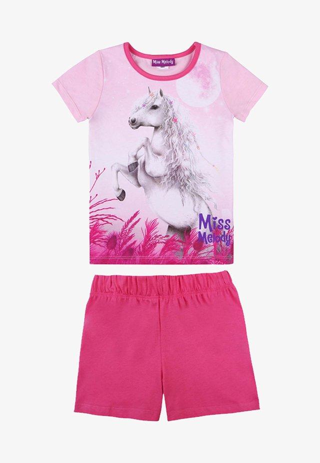 Pyjama set - pink lady