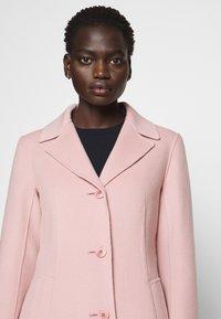 WEEKEND MaxMara - UGGIOSO - Klasický kabát - rosa - 5