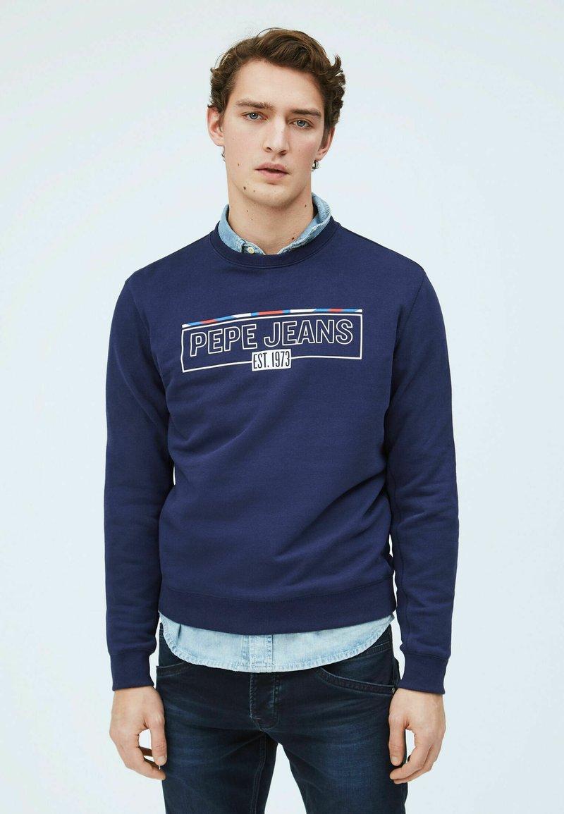 Pepe Jeans - Sweatshirt - dark blue