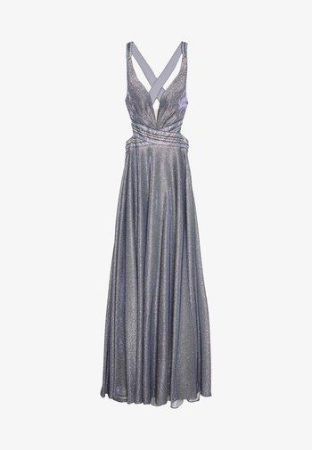 Suknia balowa - graublau
