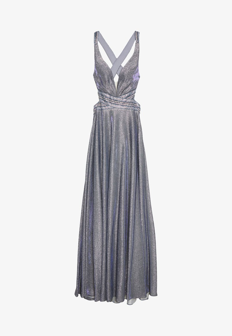 Luxuar Fashion - Společenské šaty - graublau