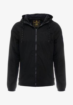 ALDER LIGHT - Summer jacket - flint black