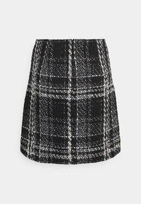 Forever New - SOFIA SKIRT - A-line skirt - black/white - 1