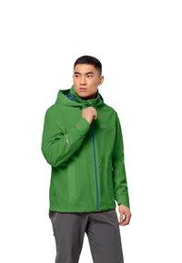 Jack Wolfskin - TOUR  - Hardshell jacket - basil green - 0