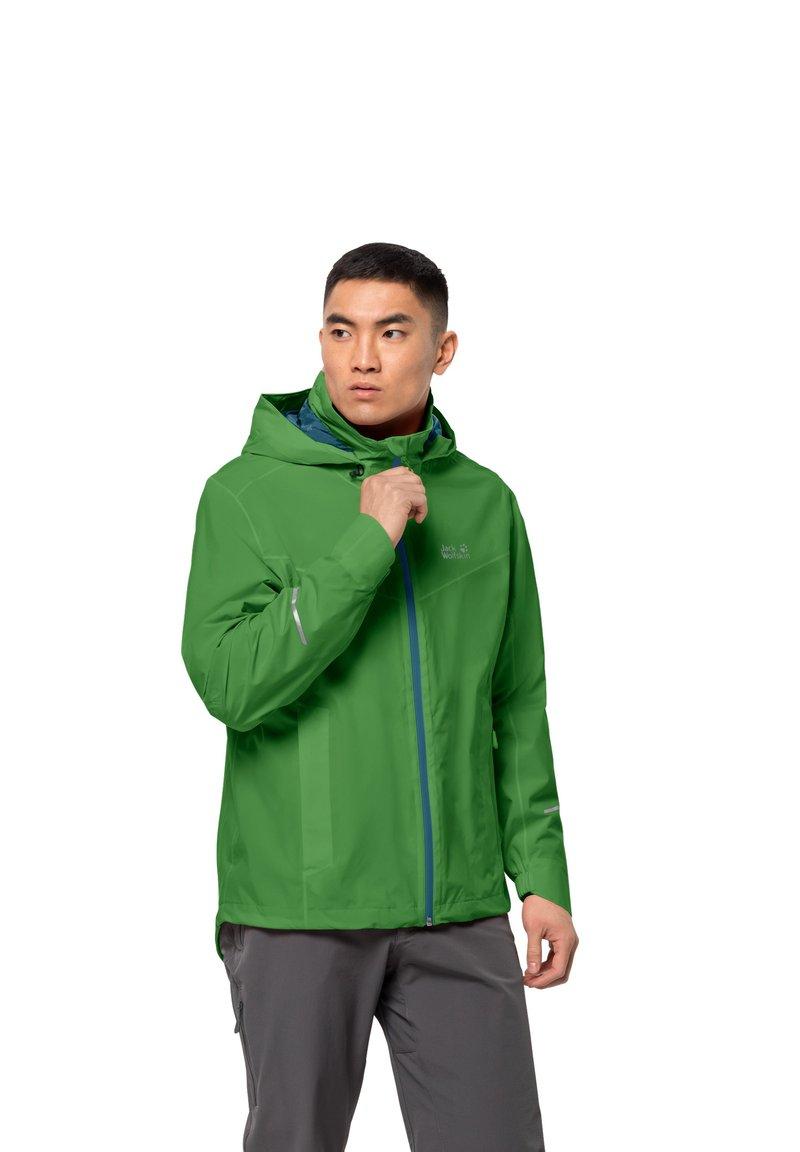 Jack Wolfskin - TOUR  - Hardshell jacket - basil green