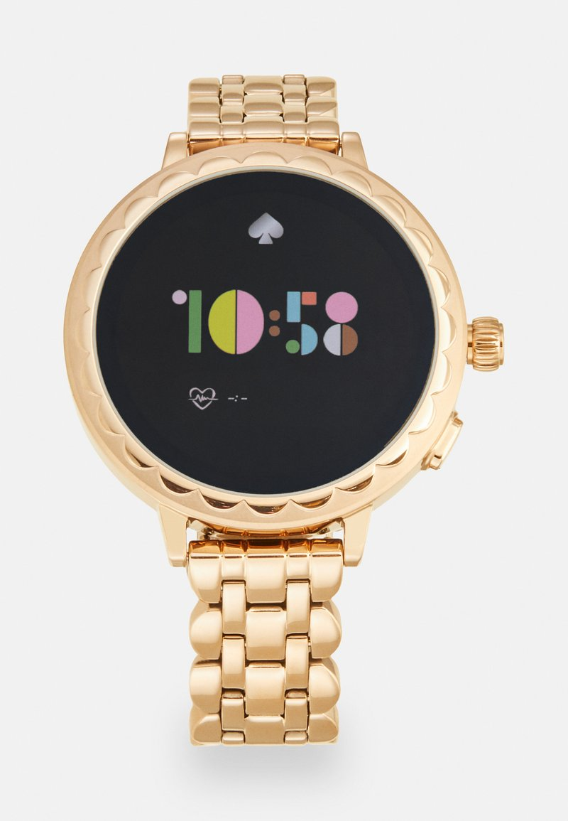 kate spade new york connected - RAVEN - Watch - roségold-coloured