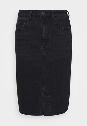 ONLEMILY LONG SKIRT - Pencil skirt - black