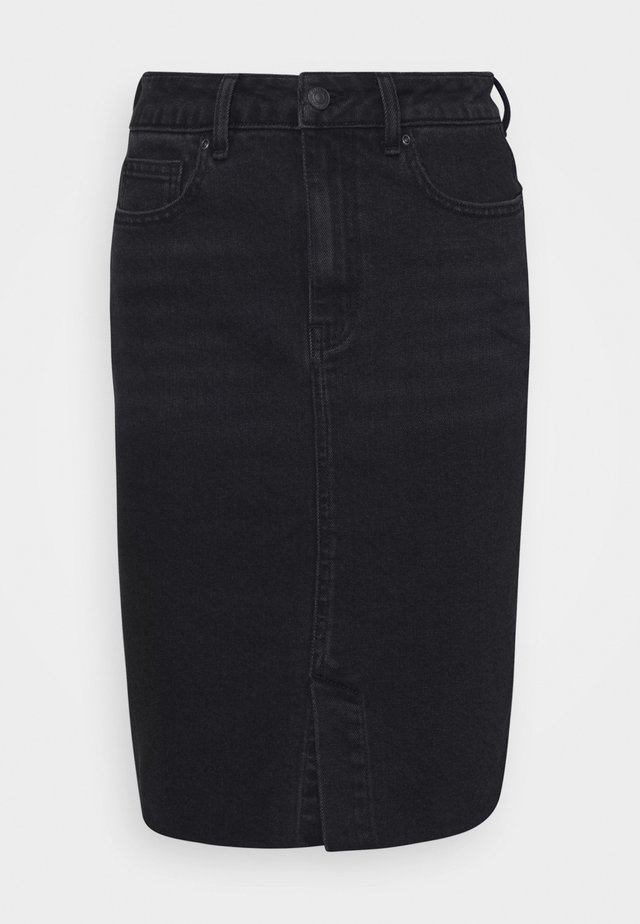 ONLEMILY LONG SKIRT - Gonna a tubino - black