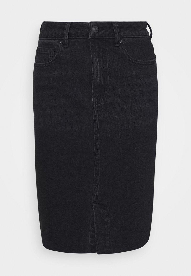 ONLY Tall - ONLEMILY LONG SKIRT - Falda de tubo - black