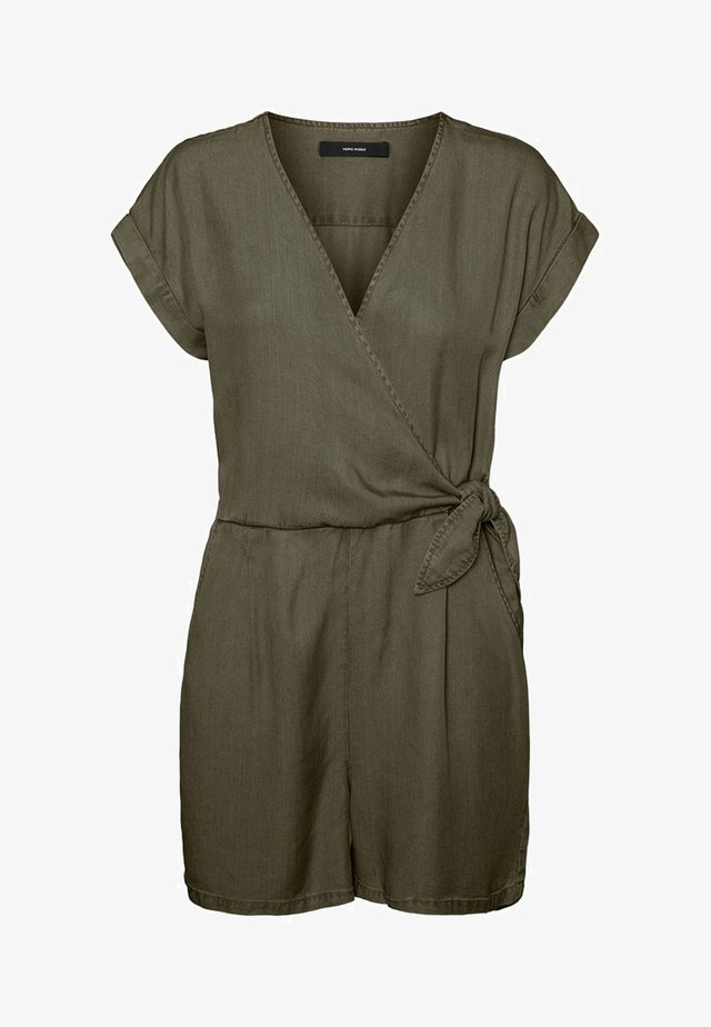 PLAYSUIT - Jumpsuit - ivy green
