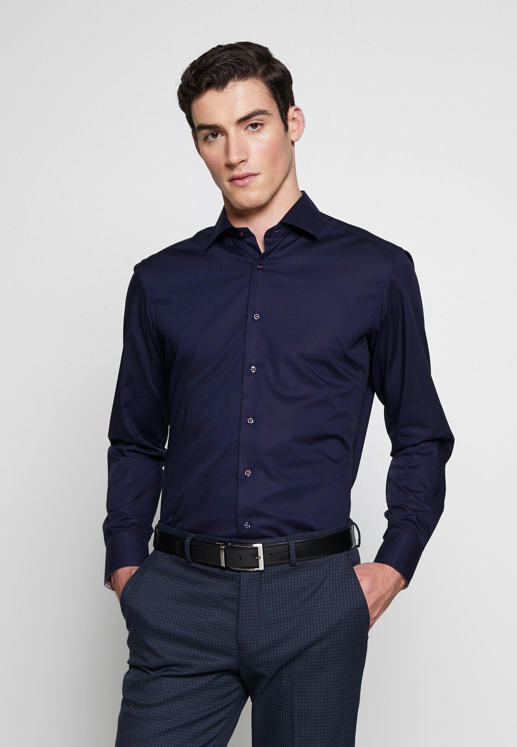 Herren SLIM FIT KENTKRAGEN - Businesshemd