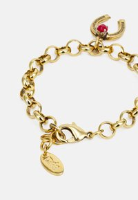 Radà - BRACELET - Bracelet - gold-coloured/red - 1