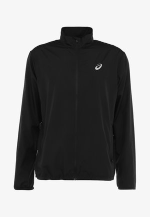 SILVER JACKET - Chaqueta de deporte - performance black