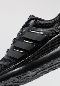 adidas Performance - RUNFALCON UNISEX - Neutral running shoes - core black - 2