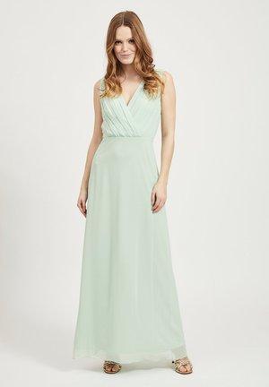 Maxi dress - cameo green