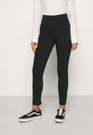 VIMARIKKA 7/8 - Leggings - Trousers - black
