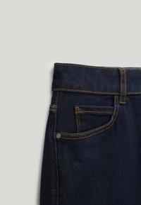 Massimo Dutti - SKINNY-FIT - Jeans Skinny Fit - dark blue - 5