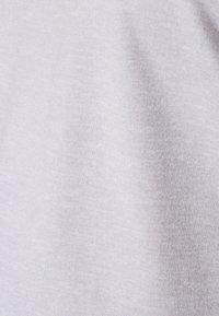 Cotton On Body - CROSS BACK LONG SLEEVE - Top sdlouhým rukávem - grey marle - 5