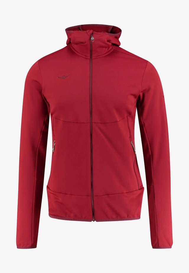 ESKO - Fleece jacket - red