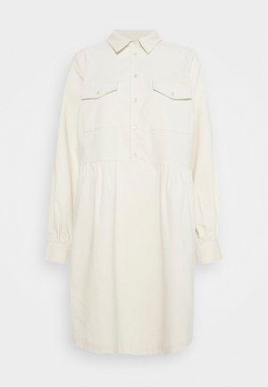 AICHA - Shirt dress - whitecap
