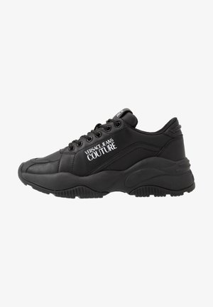 CHUNKY SOLE - Sneakers basse - nero