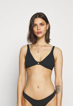 MODERN BRALETT - Bikinitop - black