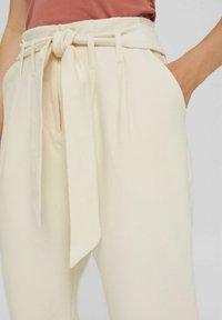 edc by Esprit - Tracksuit bottoms - beige - 5